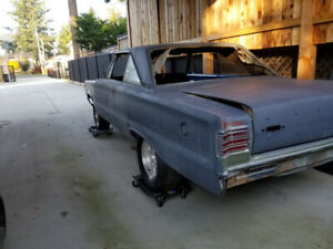 66 Plymouth Belvedere PROJECT