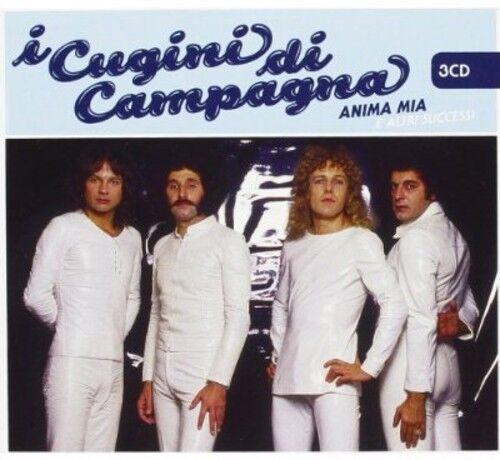 Cugini di Campagna - Cugini Di Campagna: Anima Mia E Altri Successi [New CD] Ita