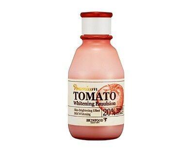 [SKINFOOD] Premium Tomato Whitening Emulsion 140ml   -Korea Cosmetics