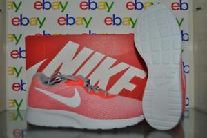 Nike Tanjun SE Mens Running Shoes 844887 601 University Red/White NIB