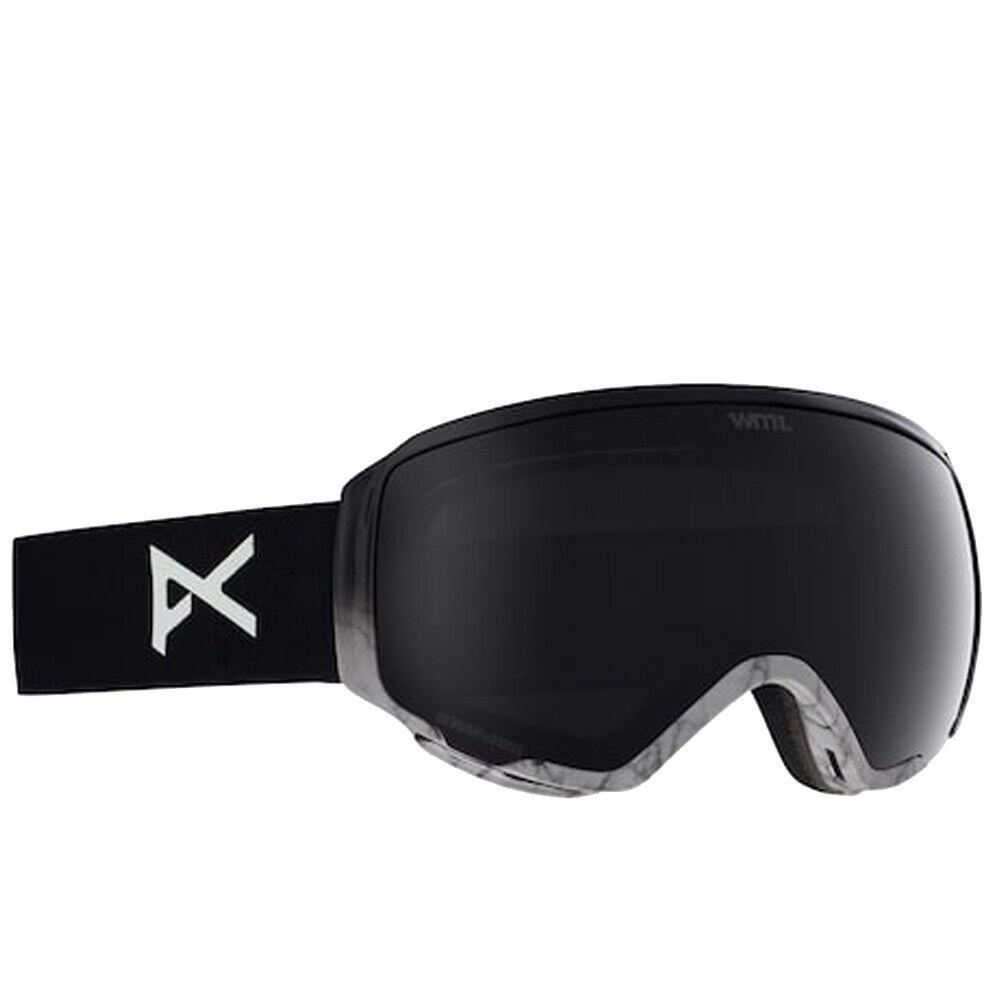 Maschera da Snowboard Anon WM1 MFI MARBLESONAR SMOKE