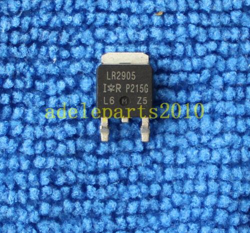50pcs IRLR2905 LR2905 IRLR2905Z LR2905Z ORIGINAL IR HEXFET Power MOSFET
