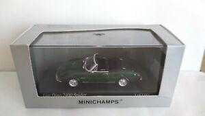 FIAT DINO 2400 SPIDER 1972 MINICHAMPS SCALA 1/43