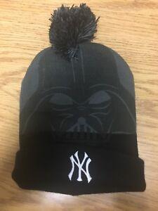 a5166fbd82 2017 NY Yankees Darth Vader Beanie Hat Star Wars Night SGA New York ...