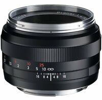 New Carl ZEISS PLANAR T * 50mm f/1.4 ZF.2 for Nikon Ai-s Manual Focus Lens