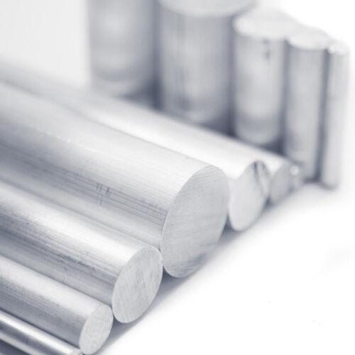 Aluminum Alloy 6061 Round Rod Solid Lathe Bar Cutting Stock Metal 30*150mm #UR4