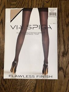 nwt Via Spiga Size A Flawless Finish Sheer Control Top