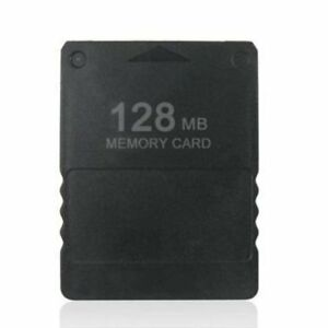 Brand-New-128MB-Memory-Card-for-Sony-PlayStation-2-PS2-Accessories