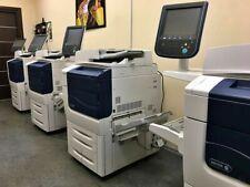 Xerox Color 550 Digital Press Laser Production Printer Copier Scanner 55 Ppm