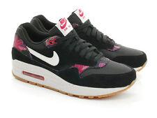 Nike Air Max 1 ALOHA PACK Running Training Women Shoes Black Size 7/8 528898-004