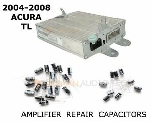 New-ELECTROLYTIC-CAPACITORS-for-ACURA-TL-OEM-AMPLIFIER-2004-2005-2006-2007-2008