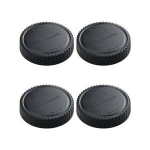 4-PCS-Rueckseite-Objektiv-Kappe-fuer-Samsung-NX-Mount-Digitalkameras-Ersatz