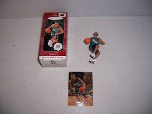 1998 Hallmark Keepsake Ornament Hoop Stars Grant Hill Collector's Series NBA NEW