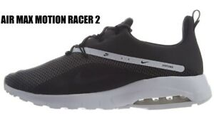 online retailer 4cc15 5314d Image is loading NIKE-AIR-MAX-MOTION-RACER-2-LO-SNEAKER-