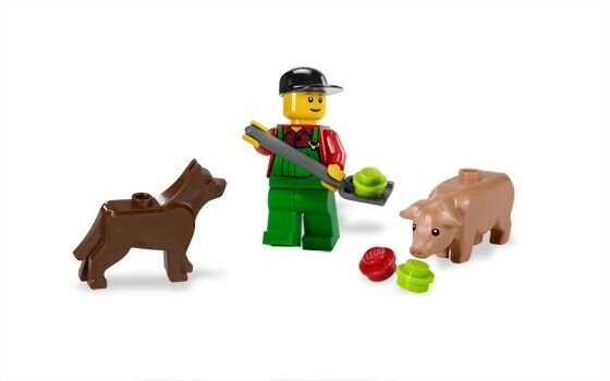 Lego City, 7566 Farmer