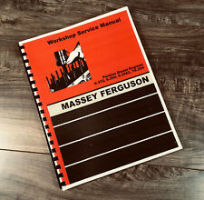 Massey Ferguson 2705 3525 Tractor Perkins Diesel Engine Service Repair Manual