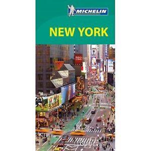 Michelin-New-York-Guide-Vert-NEUF