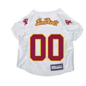 NEW-ARIZONA-STATE-SUN-DEVILS-DOG-PET-PREMIUM-JERSEY-w-NAME-TAG-ALL-SIZE-LICENSED