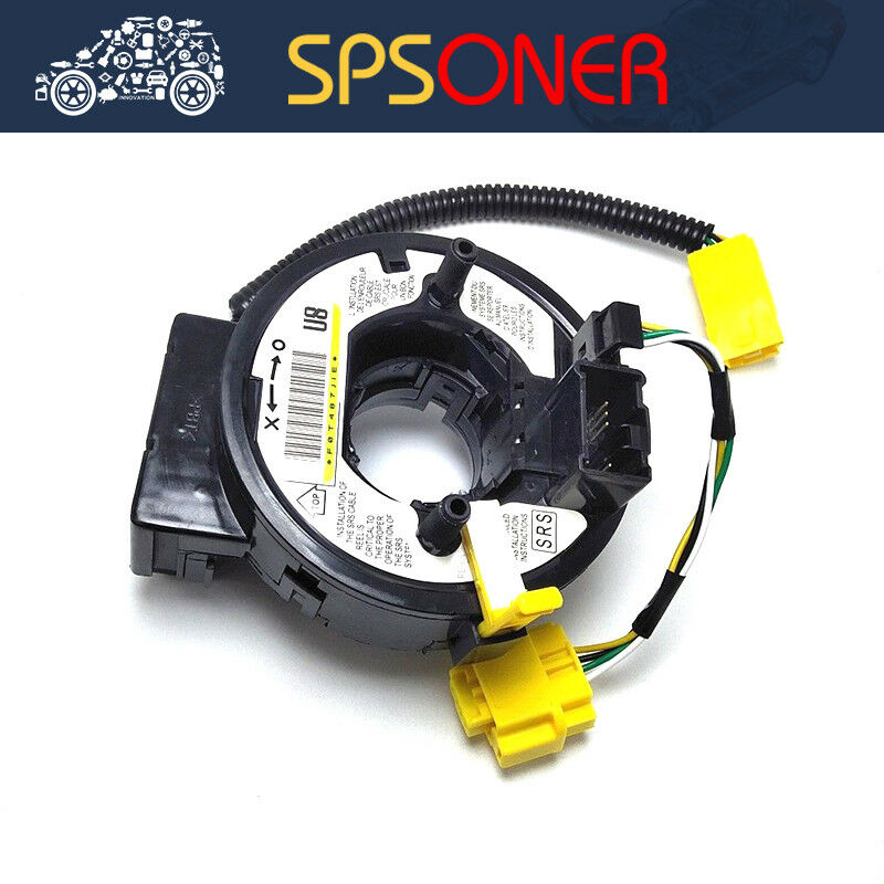 OE# 77900-SDA-Y21 Spiral Cable Clock Spring for Honda Accord 2003-2007 2.4L 3.0L