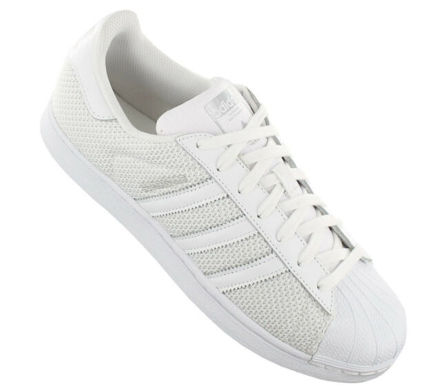 Shoes adidas Superstar White Men White 46