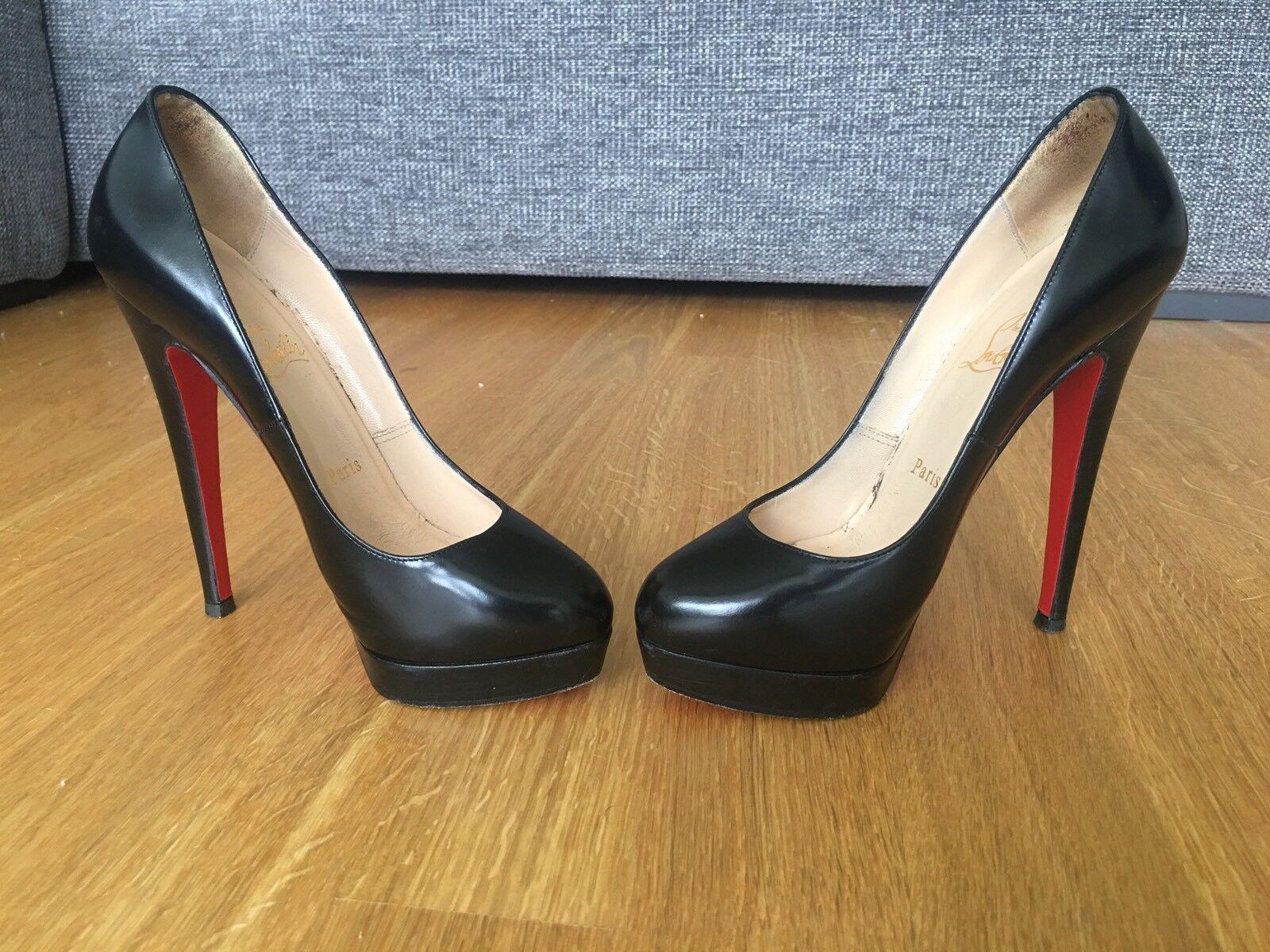 Cómodo y bien parecido Christian Louboutin Alti 160 zapatos de salón