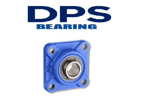 DPS UCF supporti in ghisa con flangia quadrata Y-bearing square flanged units