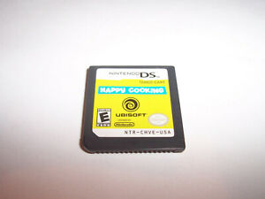 Happy-Cooking-Nintendo-DS-Lite-DSi-XL-3DS-2DS-Game