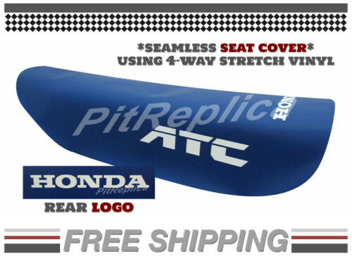 HSATO HONDA ATC250R ATC 250 R /'86 1986 SADDLE SEAT COVER