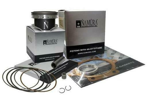 0.50mm Oversize to 74.45mm~2002 Honda TRX300EX Sportrax Piston Kit