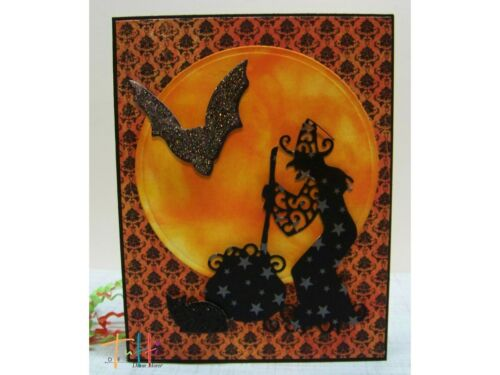 FREE GIFT Cooking Witch TUTTI-383 Tutti Designs Cutting Die