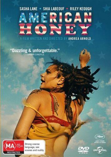1 of 1 - American Honey (DVD, 2017)