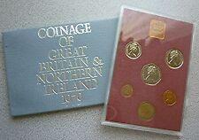 1979 GREAT BRITAIN / NORTHERN IRELAND UK PROOF SET (6) - BRITISH DECIMAL COINS