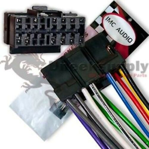 Wire Harness for Pioneer DEH10 DEH-10 DEH1000 DEH-1000 DEH1050 DEH-1050 DEHP20