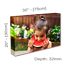 thumbnail 26 - Custom-Canvas-Print-Your-Photo-on-Personalised-Canvas-Large-Box-Ready-to-Hang