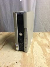 Dell computer USFF Gx620 Optiplex - Pentium 4 CPU 2.80 GHz 80GB Windows XP Pro