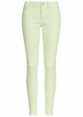 34/% OFF B19031068 Damen JDY by ONLY Jeans Skinny Push-Up Hose 2-Pockets hellgrün