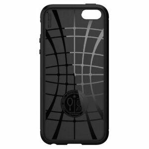 the latest 153d8 4a534 Spigen Rugged Armor Case for iPhone 5 5s SE