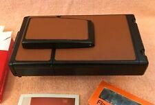 ***** Polaroid SX-70 ALPHA + Flashbar, inklusive Lichtschutz, wie NEU! Ansehen!