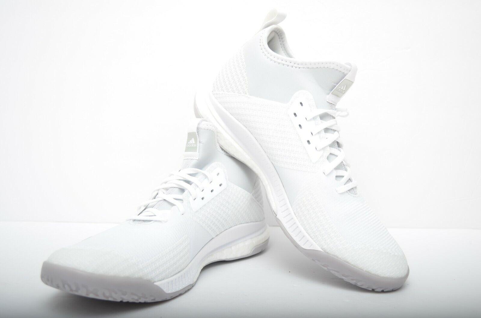 adidas Crazyflight X 2 Mid White