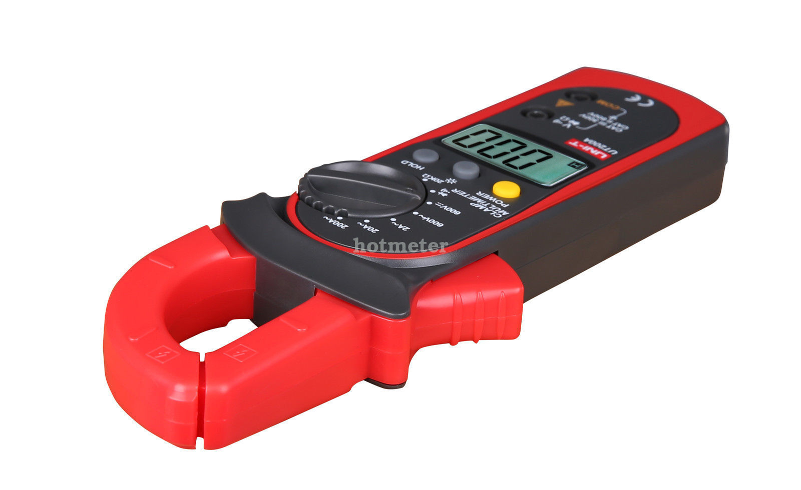 Uni T Ut200a Modern Digital Clamp Multimete Ac Dc Amp Volt Resistance Tester Electronics Mercury Multimeter Circuit Mtm01 Ebay