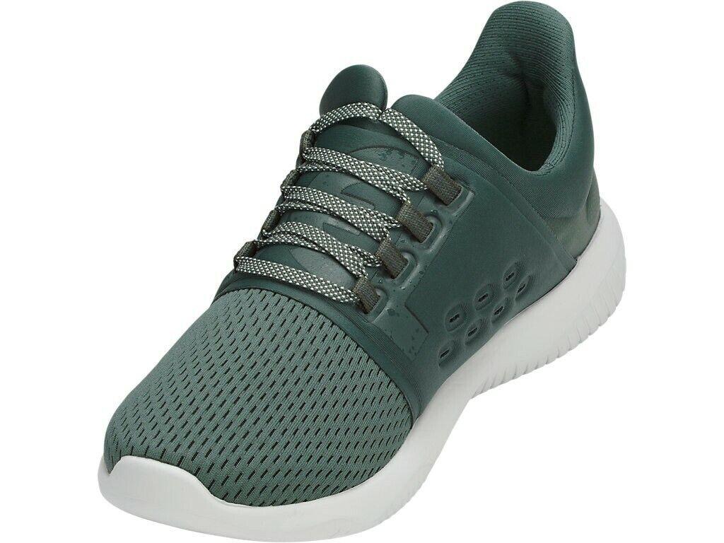 NEW ASICS Mens Gel-Kenun Lyte Running shoes T830N-8281 Patina Green Size 11