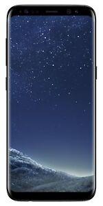 Samsung Galaxy S8 SM-G950FD Dual Sim 64GB Midnight Black