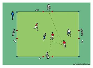 1000-Soccer-Football-Practice-Drills-For-Youth-Coaching-amp-Skills-Training