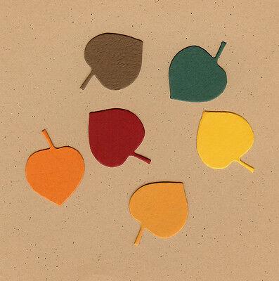 Mini Leaf #3 Die Cuts - AccuCut