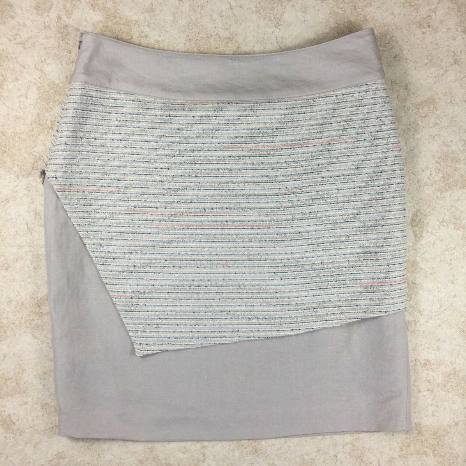 Cocoon by Elizabeth Geisler Fulton Layered Skirt, Size 6 NWT
