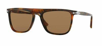 Sammlung Hier Persol 3225s 3225/s 56 108/53 Havanna Kaffee Sonnenbrille Brille Braun Lenses Gesundheit FöRdern Und Krankheiten Heilen Sonnenbrillen