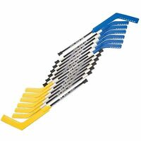 Gamecraft 43 Sr. Hockey Replacement Sticks Blue - Set Of 3 on sale