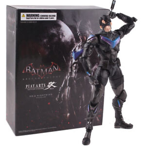 PlayArts KAI Batman Arkham Knight PVC Action Figure Collectible Model Toy 27CM