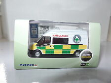 Oxford 76FT011 FT011 1/76 OO Ford Transit Van Lomond Mountain Rescue Ambulance
