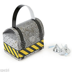 Construction-Zone-Party-12-PACK-Tool-Lolly-Boxes-Treat-Favour-Boxes-Sweets